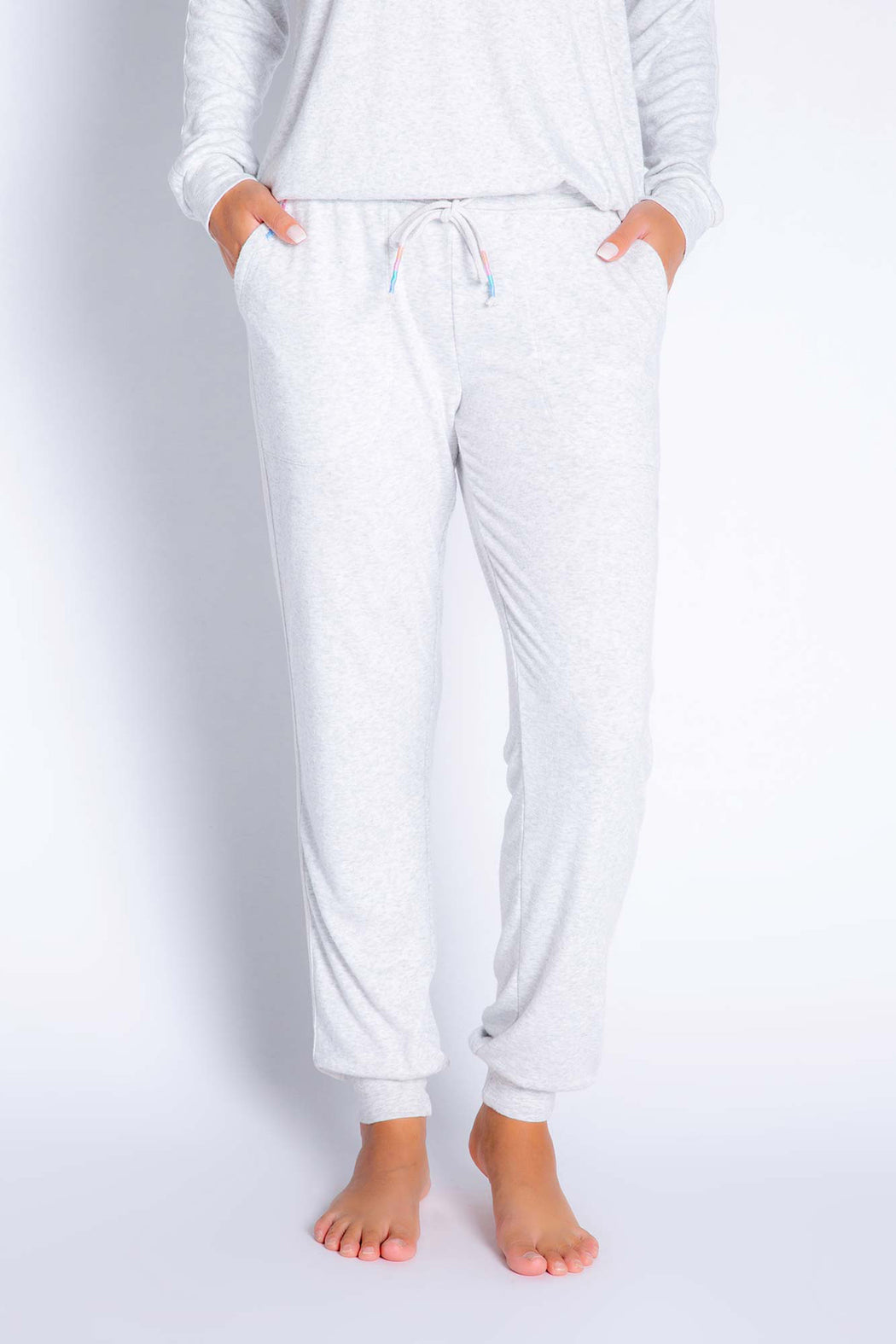 P.J.-Salvage-Colorful-Classics-Jammie-Pant-Heather-Grey
