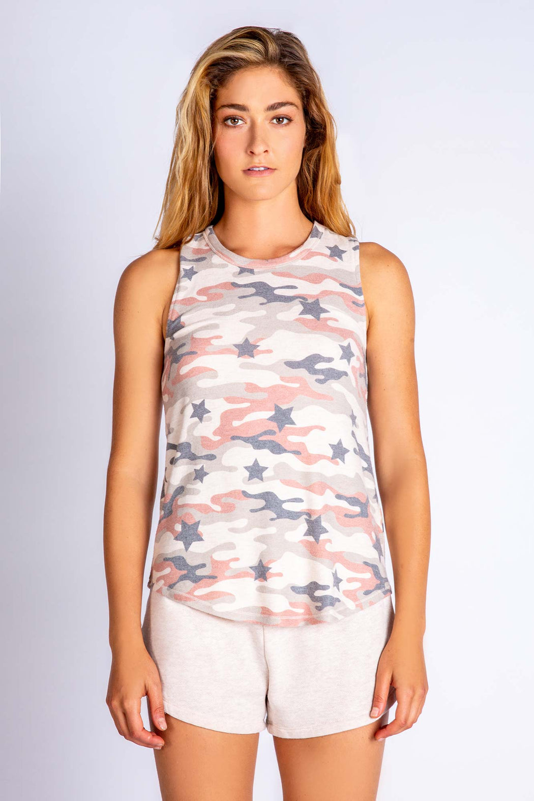 PJ-Salvage-Follow-the-Stars-Camo-Tank-Oatmeal-1