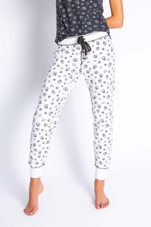 PJ-Salvage-Peace-Love-Jammie-Pant-Ivory-1