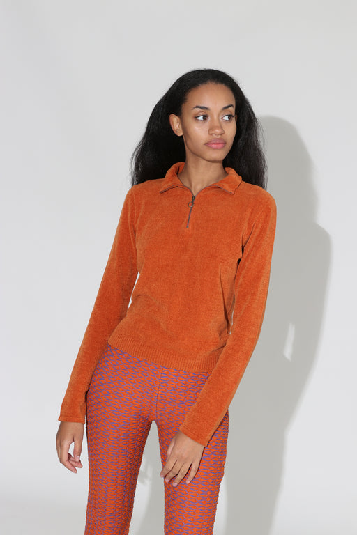 Paloma Wool Baco Sweater Rust