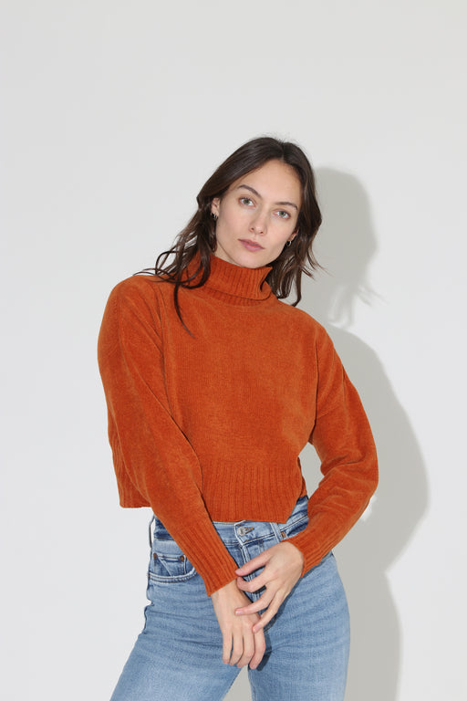 Paloma Wool Como Sweater Rust