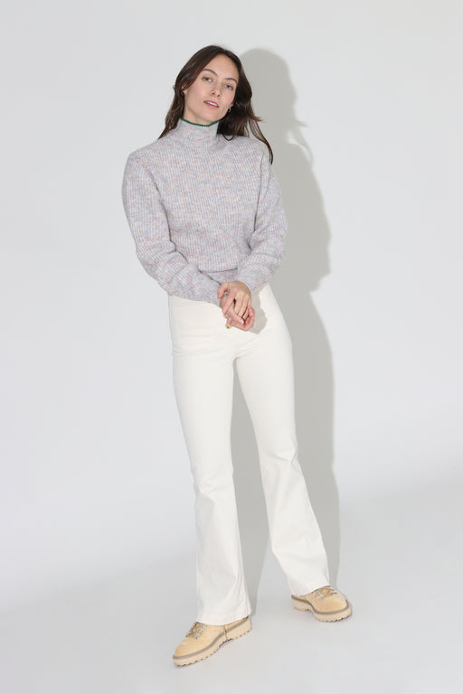 Paloma Wool Himalaya Turtleneck Off White