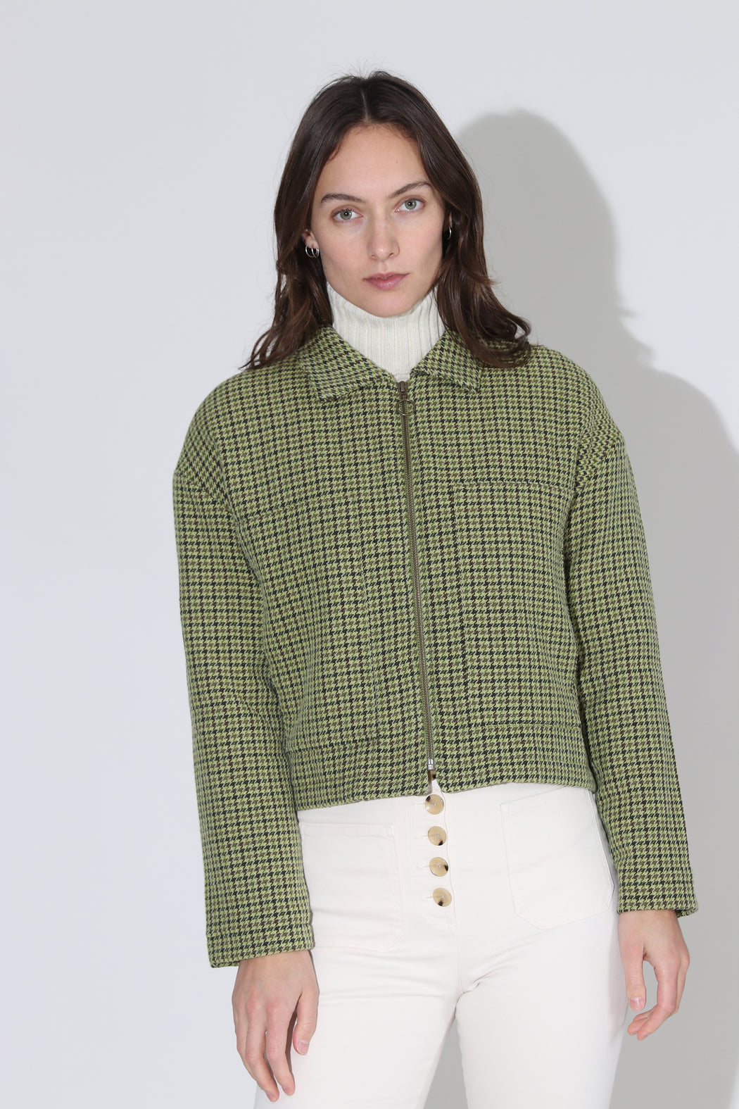 Paloma Wool Montehermoso Jacket Green Olive