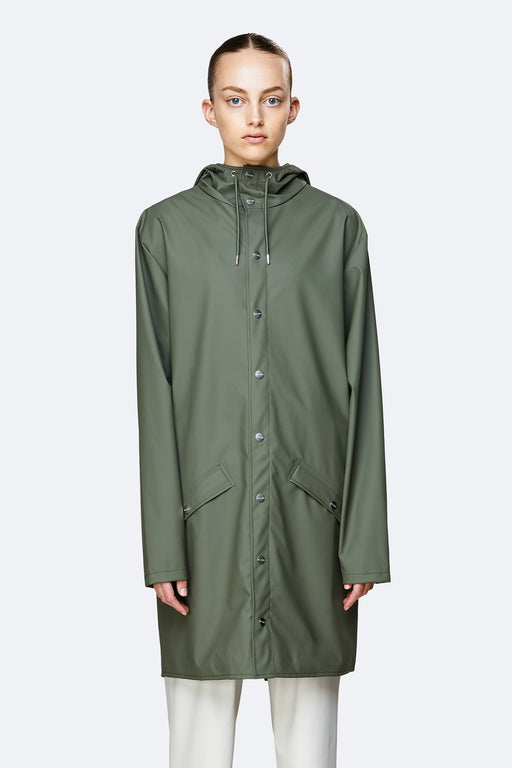 RAINS-Long-Jacket-Olive