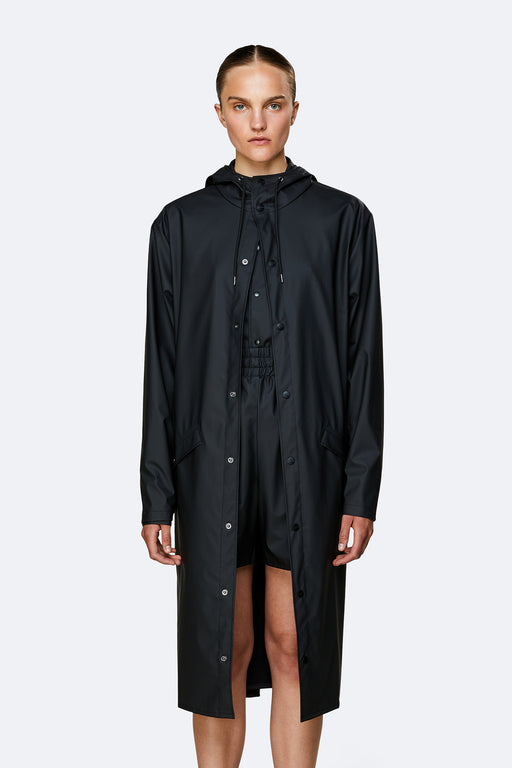 RAINS-Longer-Jacket-Black