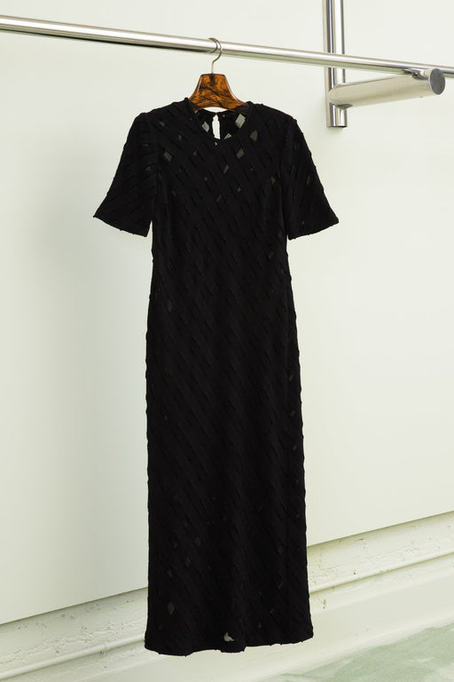 Rachel Comey Golda Dress Black