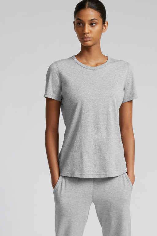 Reigning Champ T-Shirt in Heather Grey
