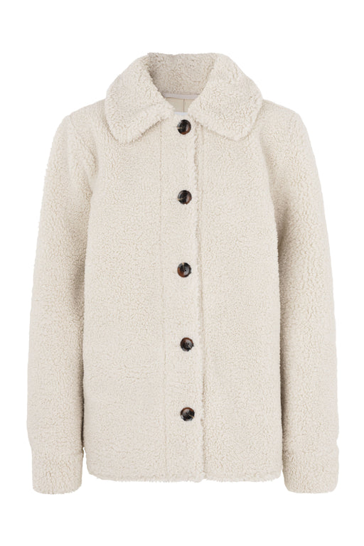 Samsoe Samsoe Aylin Jacket Whisper White