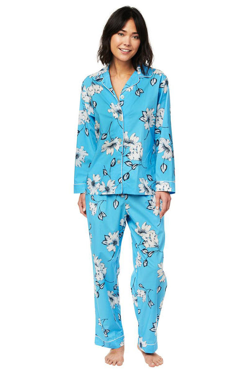 The-Cats-Pajamas-Charlotte-Luxe-Pima-Cotton-Pajama-Set-Blue