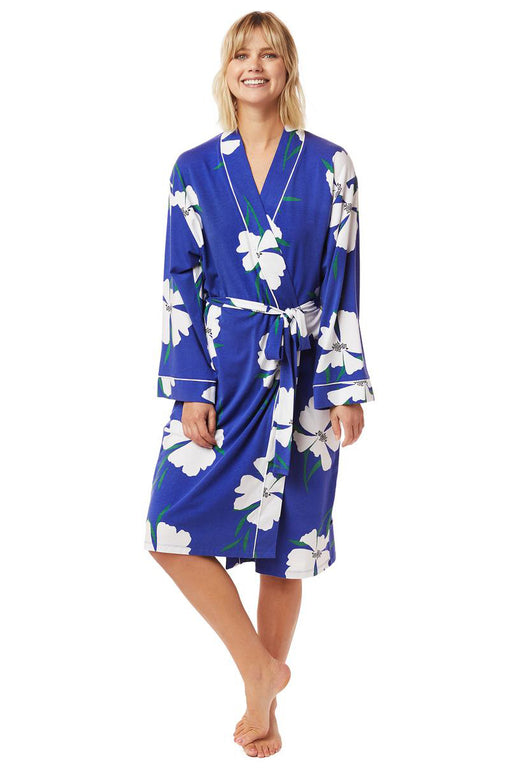The-Cats-Pajamas-Icelandic-Poppy-Pima-Knit-Robe-Blue