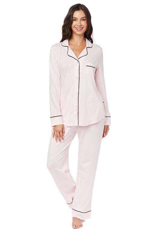 The-Cats-Pajamas-Pink-Moment-Pima-Knit-Pajama-Set