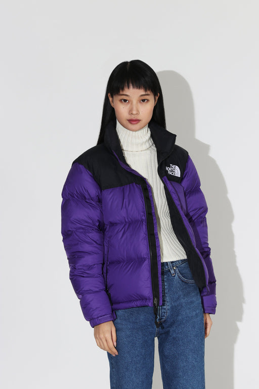 The North Face Nuptse Retro Jacket Hero Purple