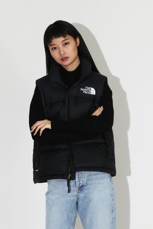 The North Face Women's 1996 Retro Nuptse Vest Black