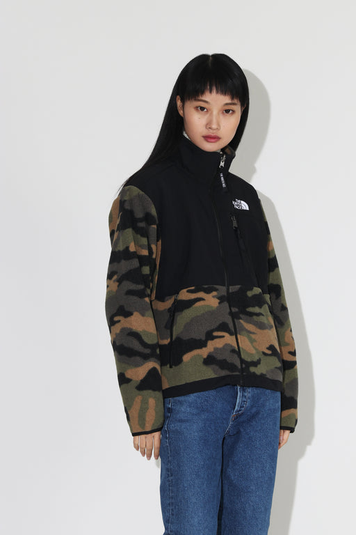 The North Face Retro Denali Jacket Camo