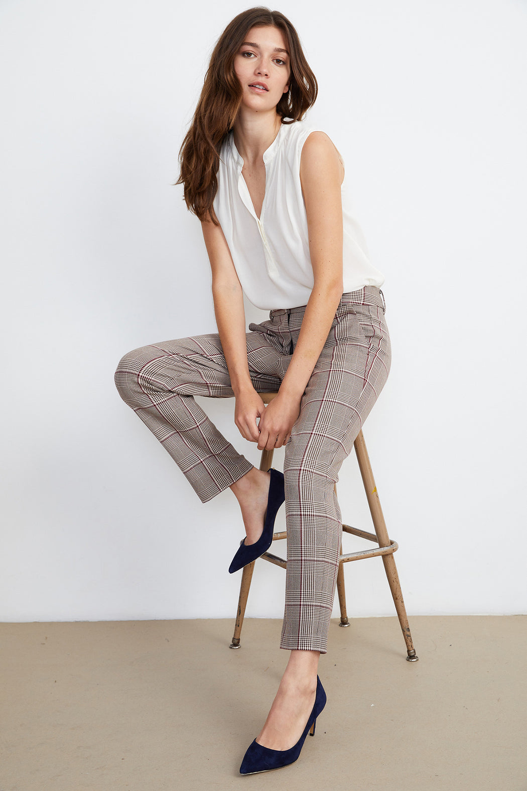 Velvet-Abigail-Plaid-Straight-Leg-Pant-Red-Plaid