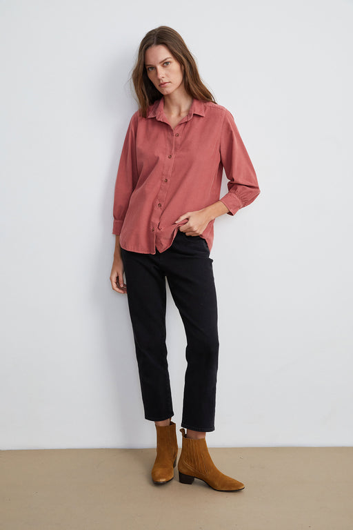 Velvet-by-Graham-Spencer-Suki-Button-Up-Shirt-Allure