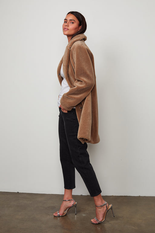 Velvet-by-Graham-Spencer-Trishelle-Lux-Sherpa-Oversized-Coat-Mink