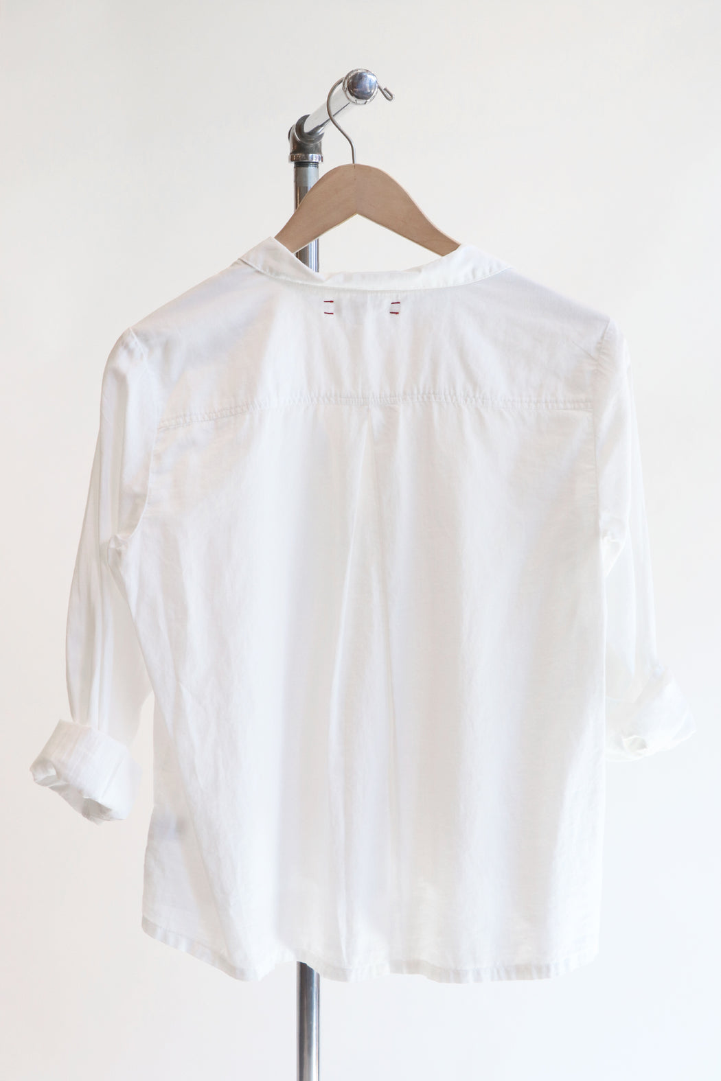 Xirena Blaine Shirt in White Wash