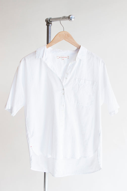 Xirena Jaylen Shirt in White