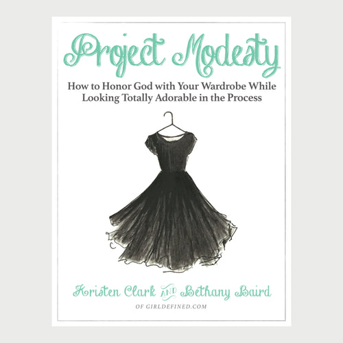 Project Modesty E-book