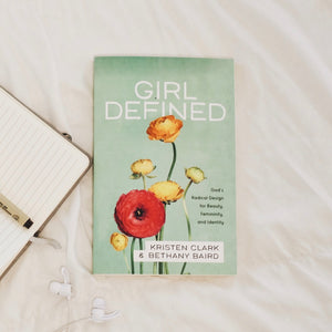 Girl Defined Book (Signed Copy)