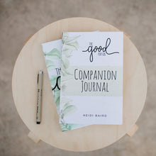 Load image into Gallery viewer, The Good Portion: Companion Journal