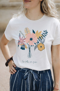 Rebekah's Shirt - Her Paths Are Peace