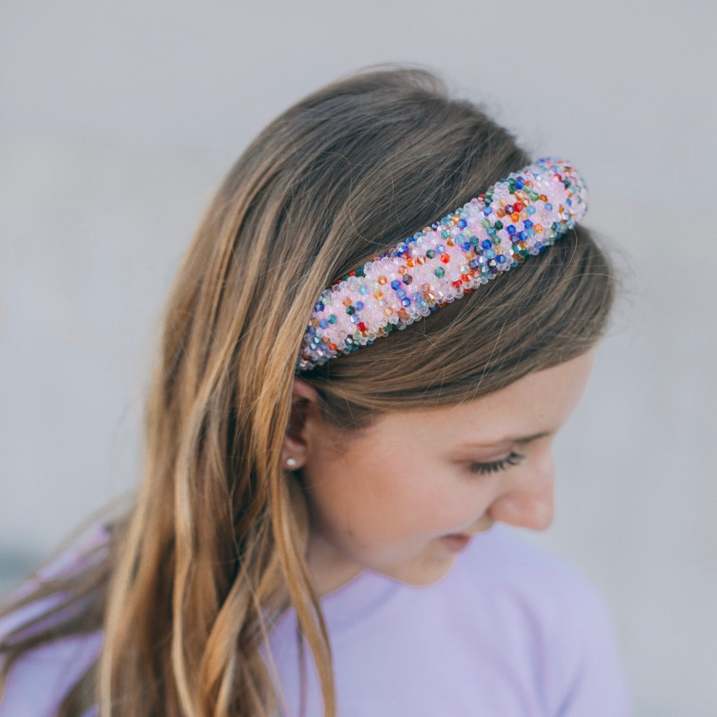 *NEW* Beaded Headband