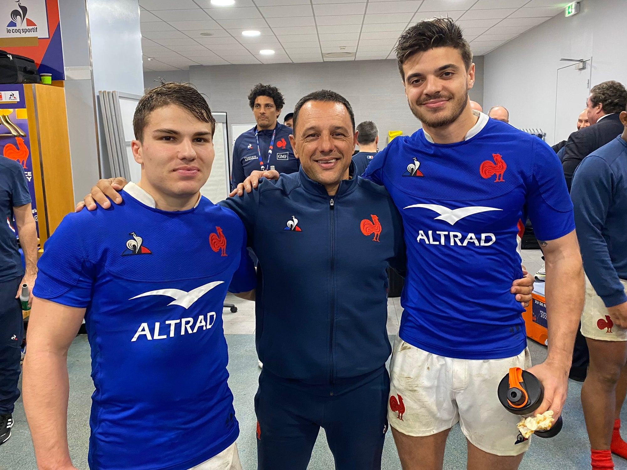 French Rugby National Team Kicking Coach Vlok Cillers