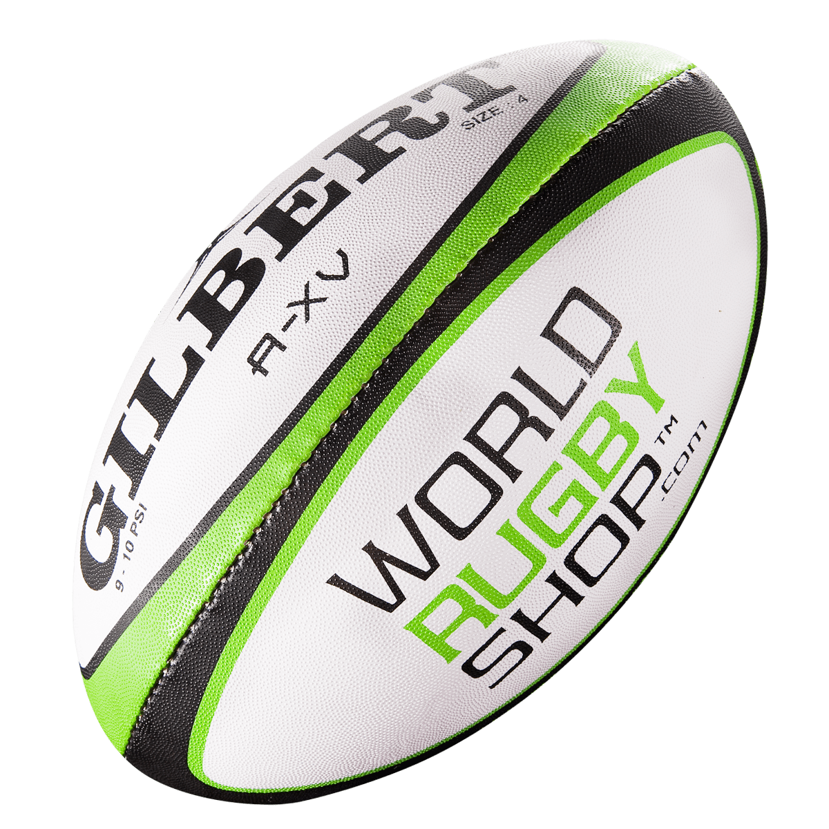 Evolution of the Gilbert Rugby Ball