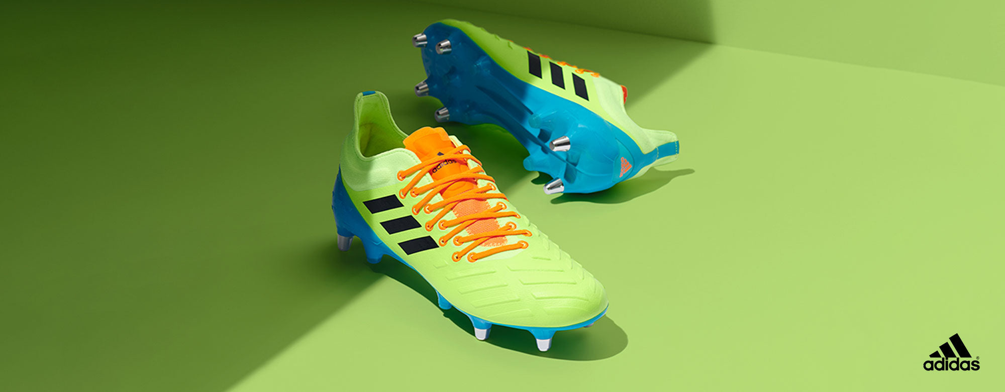 Rugby Boots by Gilbert, adidas. Mizuno, Puma, and more