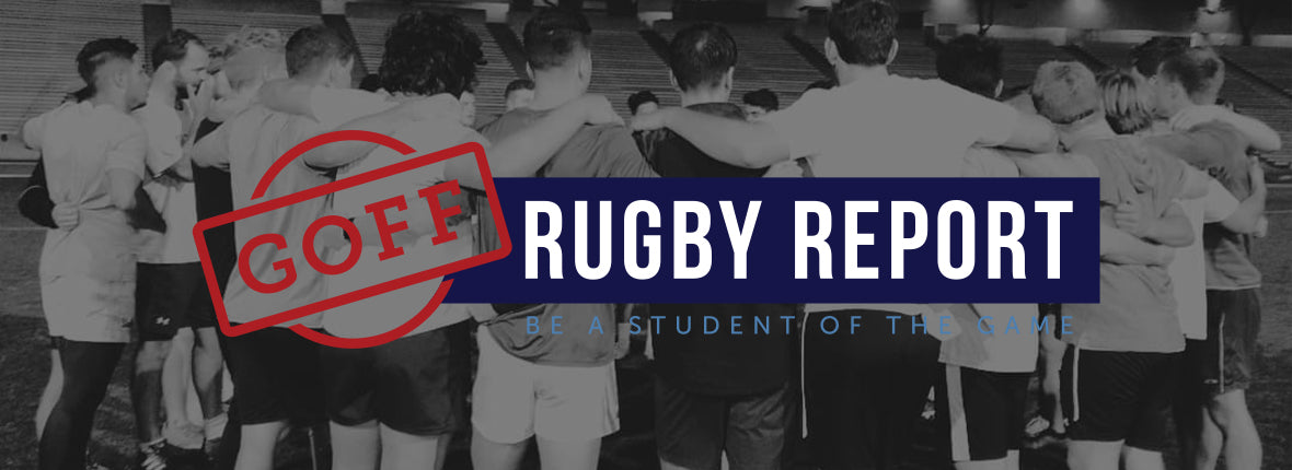 Goff Rugby Report
