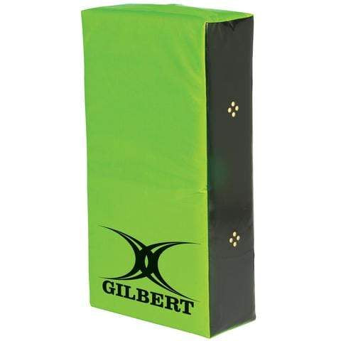 Green Contact Wedge With Black Gilbert Logo