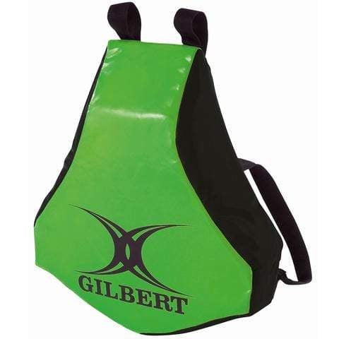 Green Body Wedge With Black Gilbert Logo