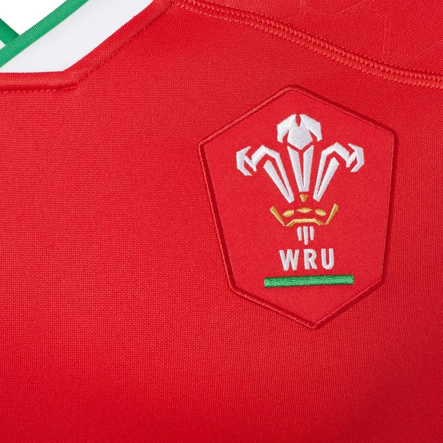 Macron Wales Rugby 21 Home Jersey World Rugby Shop