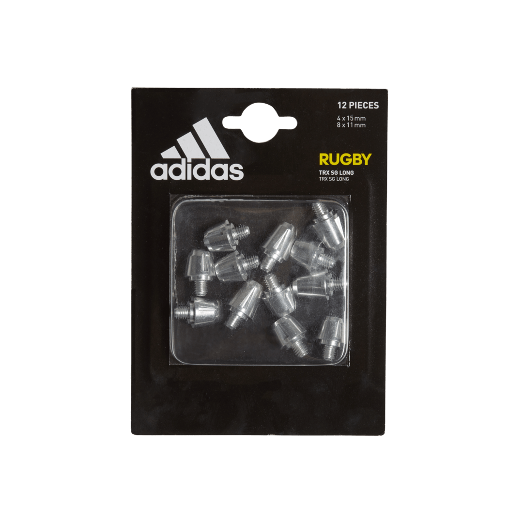 Adidas Aluminum TRX Long SG Replacement Studs In Packaging