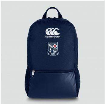 UMW Canterbury Medium Navy Rugby Backpack