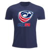 USA Wheelchair Rugby Premiership T-Shirt Navy