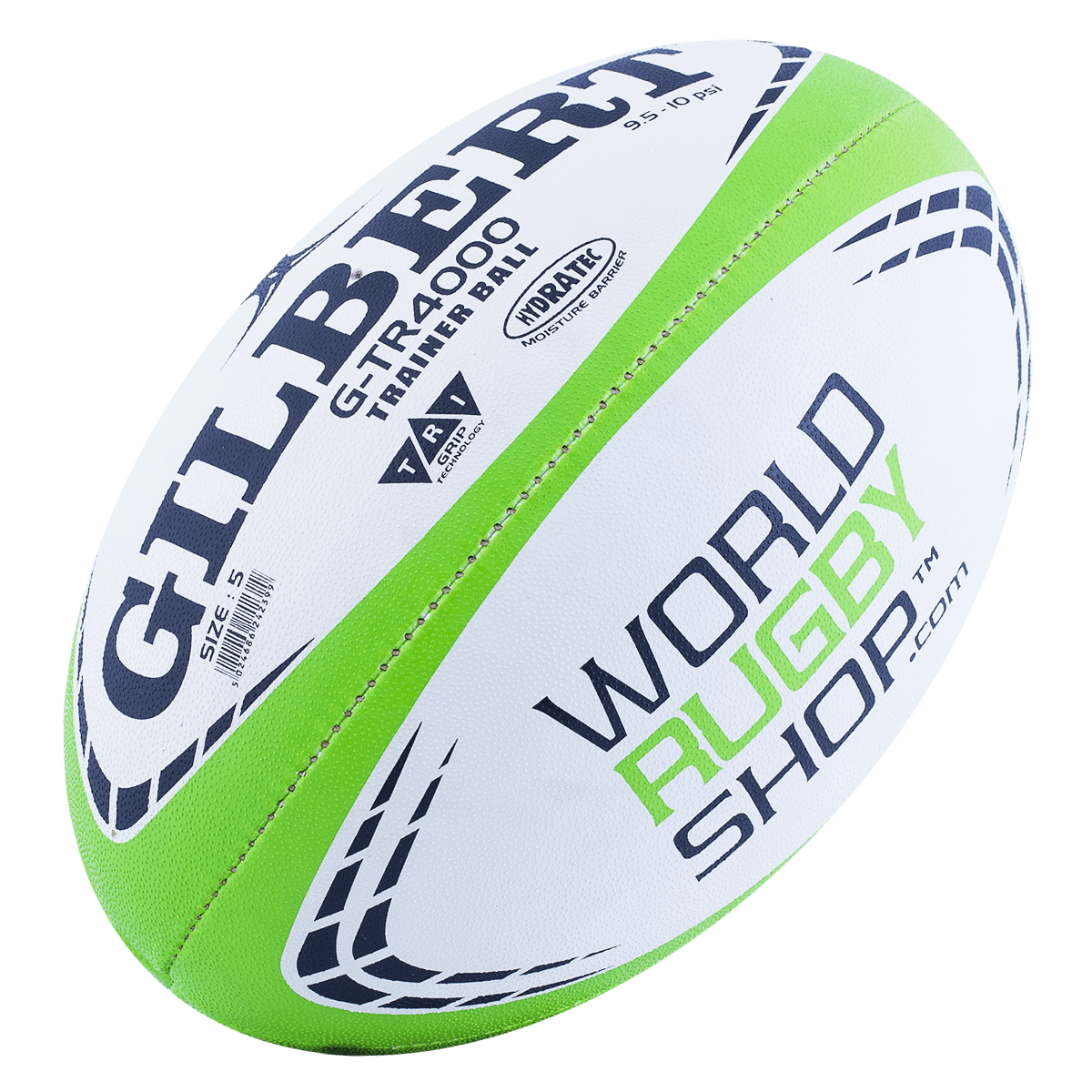 Gilbert WRS G-TR4000 Training Rugby Ball