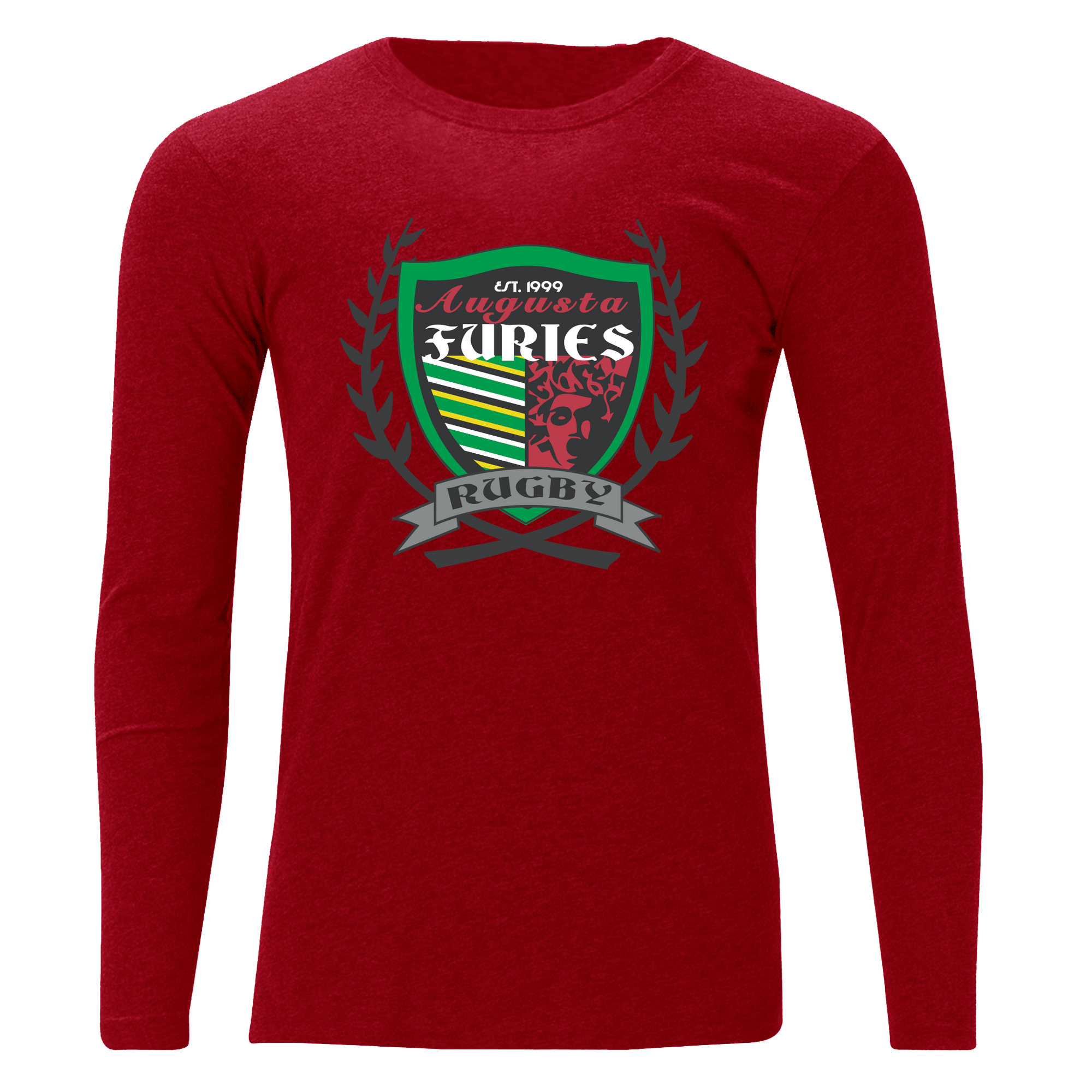 Augusta Furies Off Field Long Sleeve Shirt