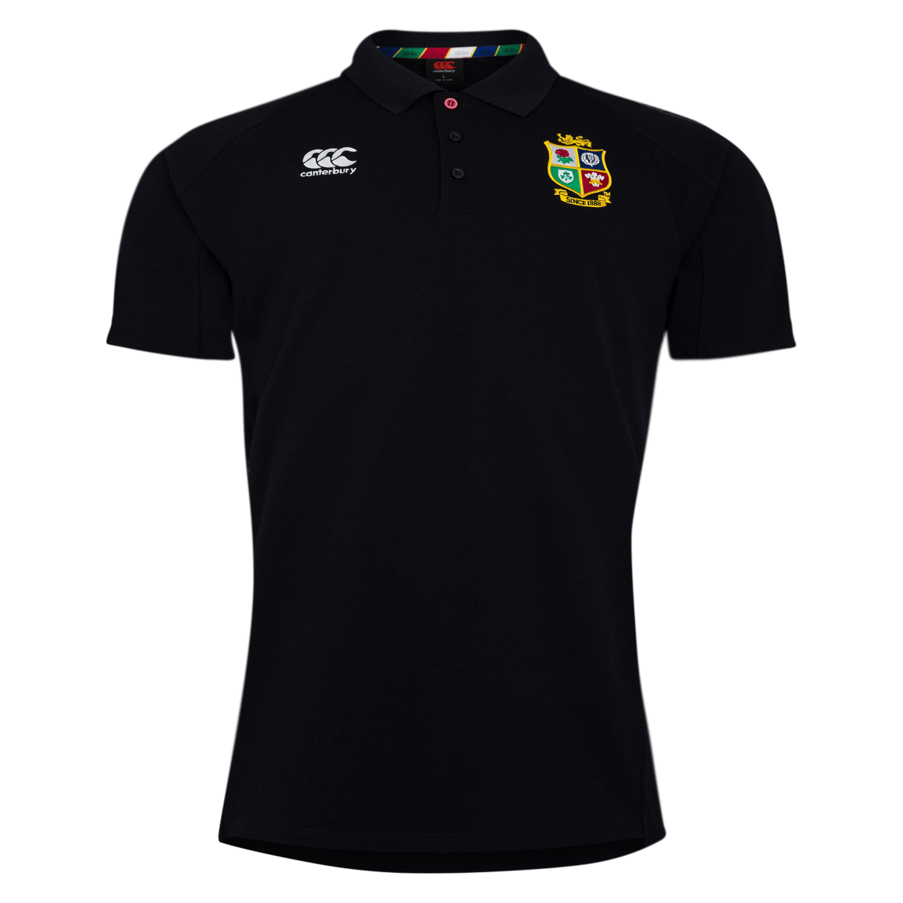 British and Irish Lions Rugby Pique Polo