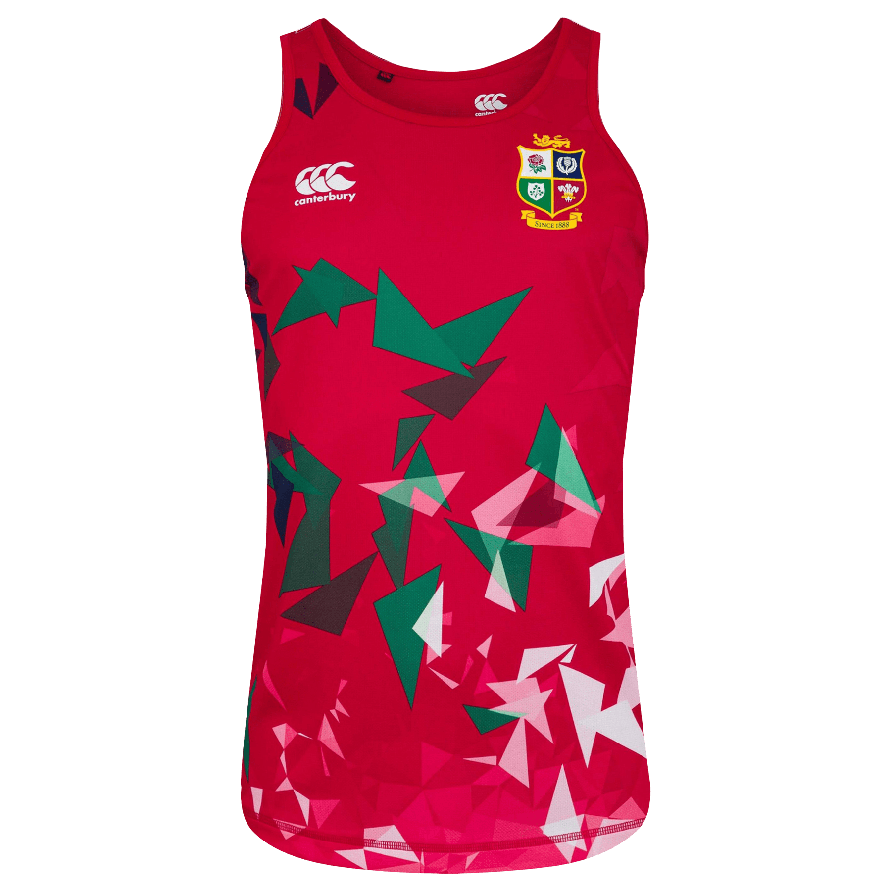 British and Irish Lions Rugby Singlet
