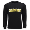 Pleasanton Cavaliers Sweatshirt Black