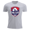 CenCal Rugby Short-Sleeve Unisex T-Shirt (Grey)