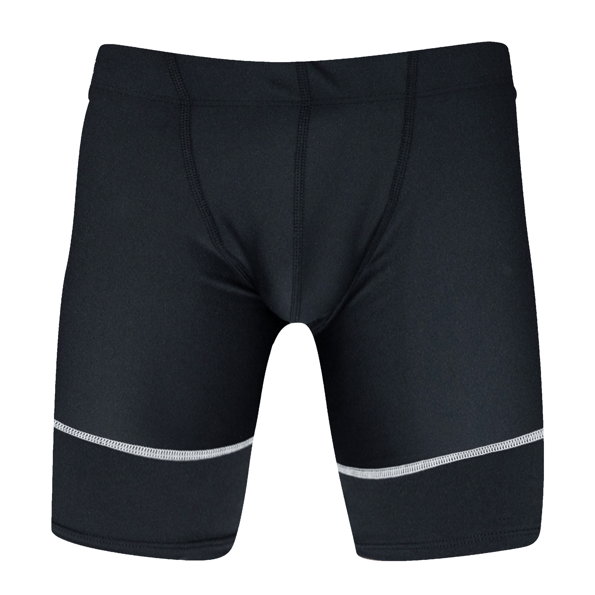Body Science Men's Half Quad Compression Shorts