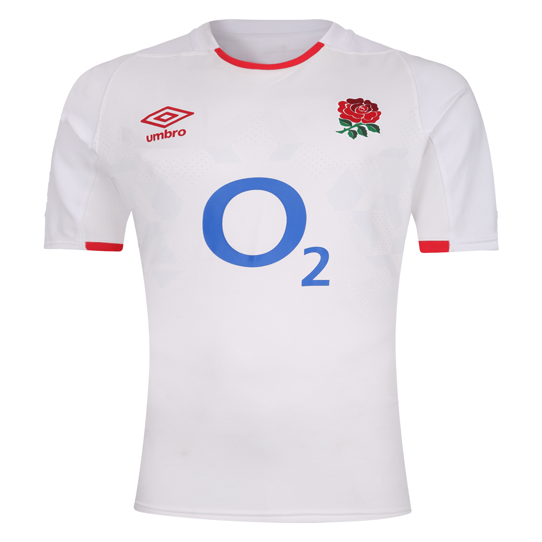 Umbro England Home Rugby Jersey