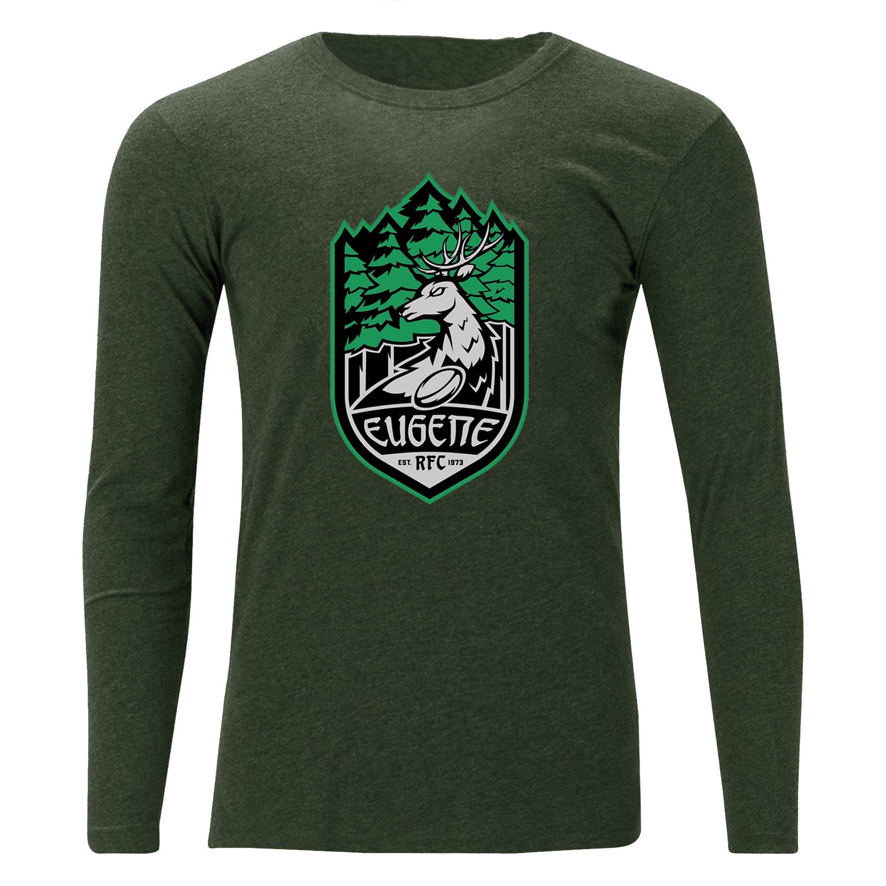 Eugene Stags Rugby Off Field Shirt