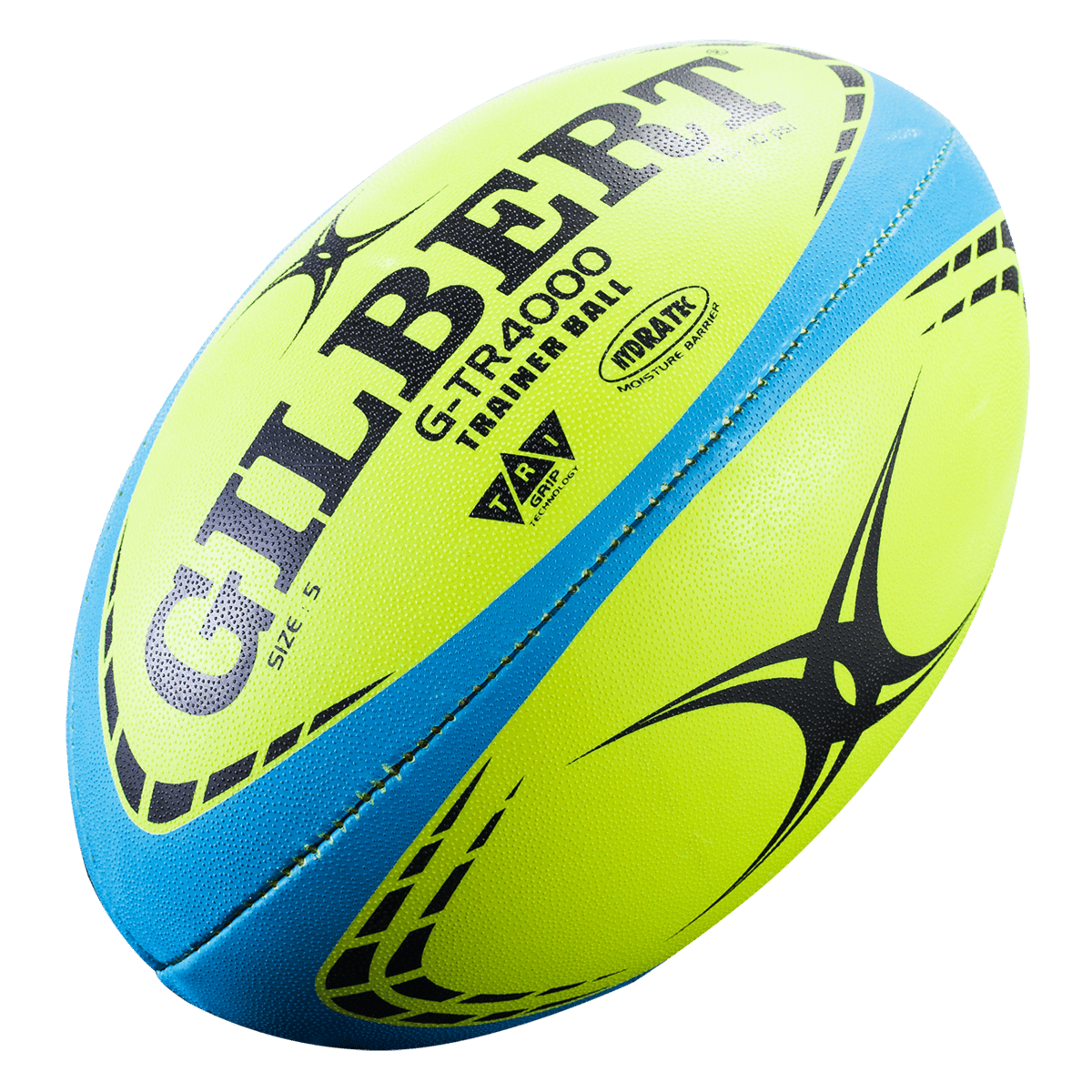 Gilbert Fluoro G-TR4000 Training Rugby Ball