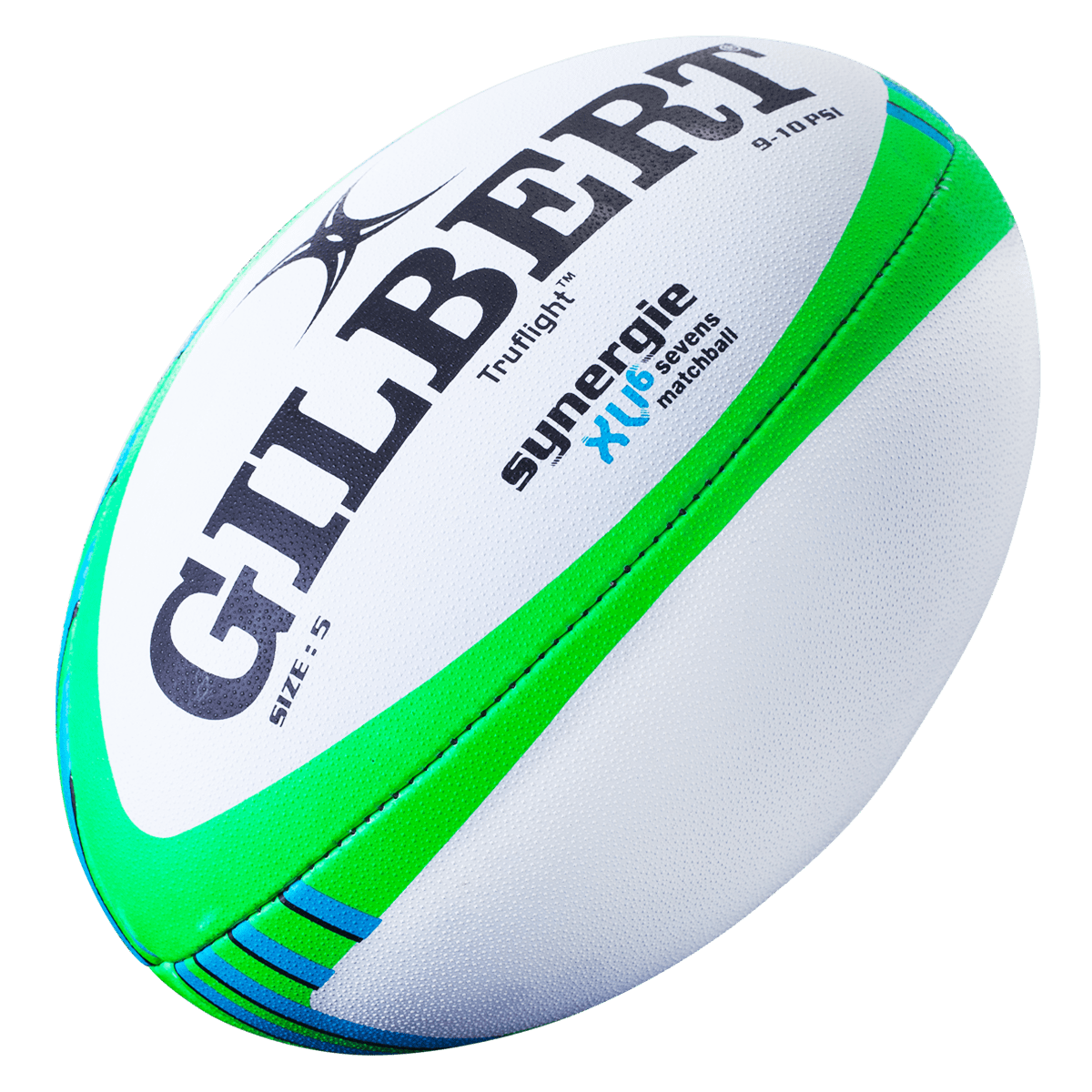 Gilbert XV-6 Sevens Match Rugby Ball