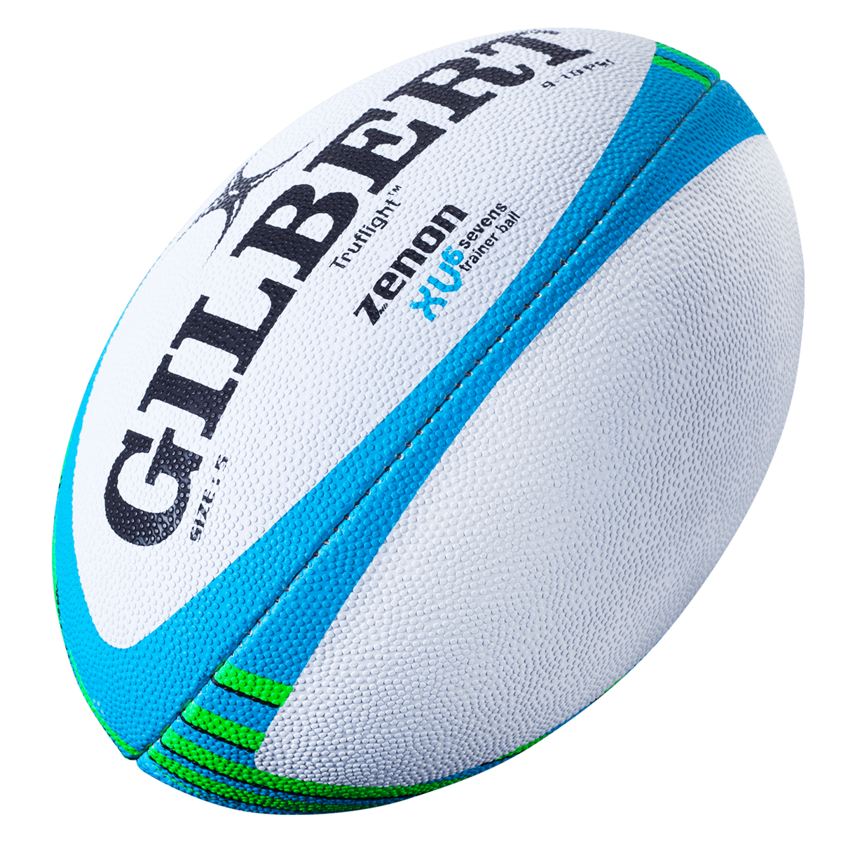 Gilbert Zenon XV-6 Sevens Training Rugby Ball